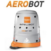 TASKI Intellibot AeroBot Robotic Vacuum Cleaner