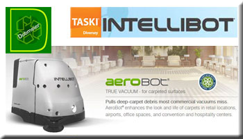 Taski Intellibot AeroBot Vacuum Cleaner