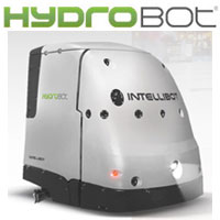 TASKI Intellibot HydroBot Robotic Floor Scrubber