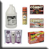 Industrial Cleaning Supplies - Industrial Insecticides & Herbicides
