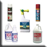 Industrial Cleaning Supplies - Industrial Odor Control Products