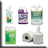 Industrial Cleaning Supplies - Janitorial Green Cleaning Supplies