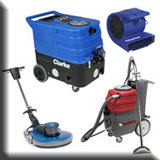 Industrial Cleaning Equipment - Industrial Heavy-Duty Carpet Care Equipment, Floor Machines & Accessories