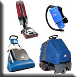 Industrial Cleaning Equipment - Industrial Heavy-Duty Vacuum Cleaners