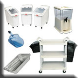 Industrial Janitorial Equipment - Food Service & Food Storage Products