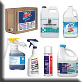 Commercial Cleaning Supplies - Janitorial Cleaning Chemicals, Disinfectants & Antibacterial/Antiviral Products