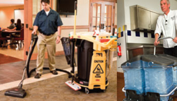 Cleaning & Janitorial Equipment