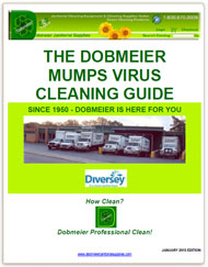 Dobmeier Professional Mumps Virus Cleaning Guide - FREE e-Books