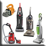 Residential Cleaning Equipment - Residential Vacuum Cleaners