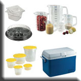 Residential Janitorial Equipment - Food Service & Food Storage Products