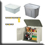 Residential Janitorial Equipment - Home & Garage Storage Products