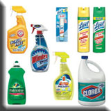 Residential Cleaning Supplies - Home Cleaning Chemicals
