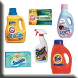 Residential Cleaning Supplies - Laundry Supplies