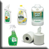 Residential Cleaning Supplies - Green Cleaning Supplies