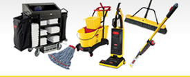 Rubbermaid Commercial Cleaning Equipment
