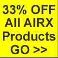 All AIRX Odor Control Products On Sale - 33% Discount