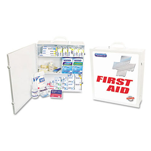 First Aid Kit 613Pcs For Over 50 People Metal Case SKU#ACE50000, Acme United First Aid Kit 613Pcs For Over 50 People Metal Case SKU#ACE50000
