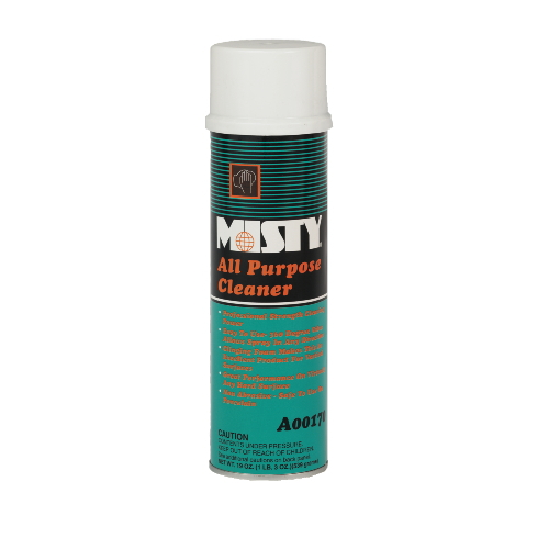 Misty All Purpose Cleaners SKU#AMRA170-20, Amrep Misty All Purpose Cleaner SKU#AMRA170-20