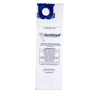 Janitized Vacuum Cleaner Filter Bag For Windsor SKU#APCJAN-WISEN-3, Janitized Vacuum Cleaner Filter Bags SKU#APCJAN-WISEN-3 For Windsor