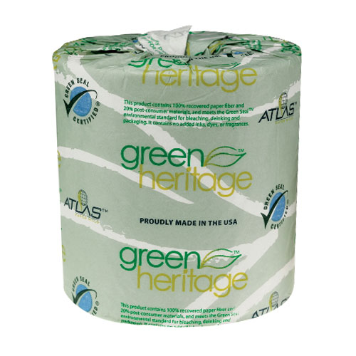 Atlas Green Heritage Toilet Tissue