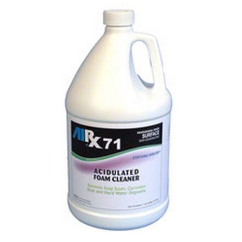 AIRX RX71 Acidulated Foam Cleaner Gallons SKU#RX71-4G, Bullen AIRX RX 71 Acidulated Foam Cleaner Gallons SKU#RX71-4G