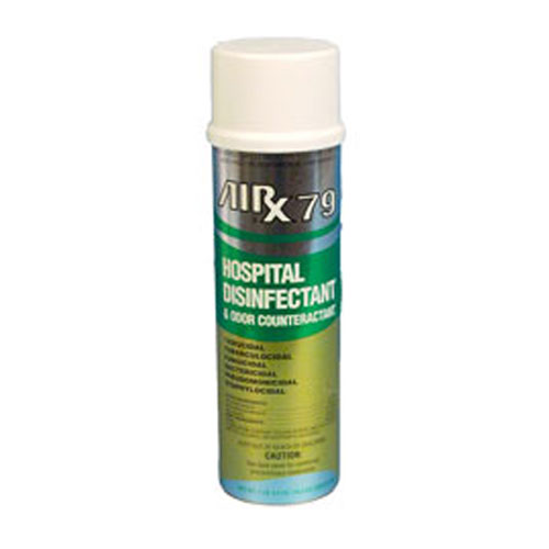 AIRX RX79PLUS Hospital Disinfectant Aerosol Spray SKU#RX79PLUS-12C, Bullen AIRX RX 79PLUS Hospital Disinfectant Aerosol Spray SKU#RX79PLUS-12C