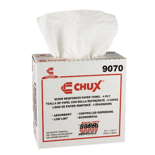 Chicopee Chux Light-Duty General Purpose Towel SKU#CHI9070, Chicopee Chux Light-Duty General Purpose Towels SKU#CHI9070
