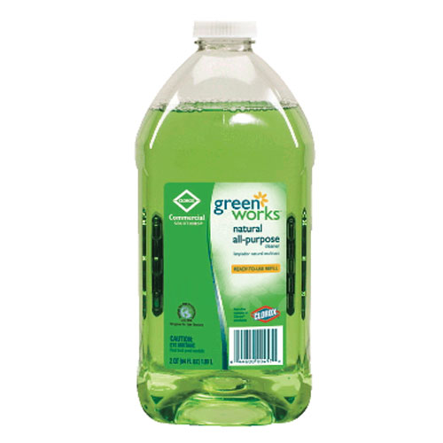 Clorox Green Works Natural All-Purpose Cleaner SKU#CLO00457, Clorox Green Works Natural All-Purpose Cleaner SKU#CLO00457