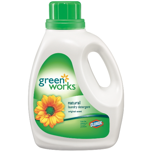 Clorox Green Works Liquid Laundry Detergent SKU#CLO30319, Clorox Green Works Liquid Laundry Detergent SKU#CLO30319