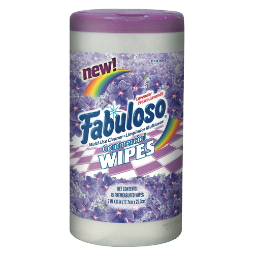 Fabuloso Commercial-Strength Wipes SKU#CPC53039, Colgate-Palmolive Fabuloso Commercial-Strength Wipes SKU#CPC53039