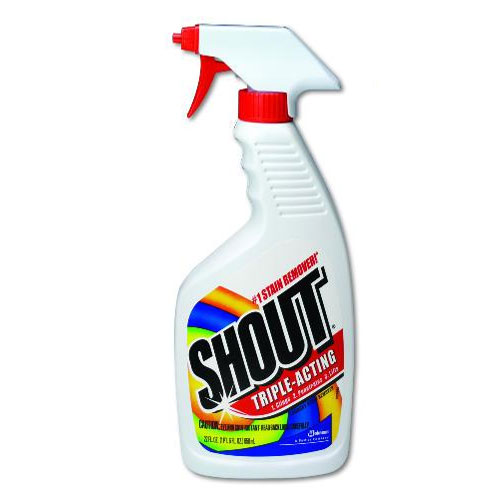 Shout Triple Action Laundry Stain Remover SKU#DRKCB022514, Diversey Shout Triple Action Laundry Stain Remover SKU#DRKCB022514