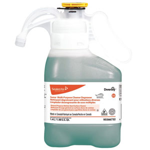 Diversey Multi-Purpose Cleaner & Degreaser Concentrate Smart Dose SKU#Diversey-95566732, Diversey Multi-Purpose Cleaner & Degreaser Concentrate Smart Dose SKU#Diversey-95566732