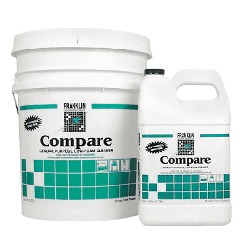 Franklin Compare General-Purpose Cleaner SKU#FRKF216022, Franklin Compare General-Purpose Cleaner SKU#FRKF216022