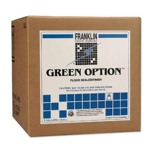 Franklin Green Option Floor Sealer-Finish SKU#FRKF330325, Franklin Green Option Floor Sealer-Finish SKU#FRKF330325
