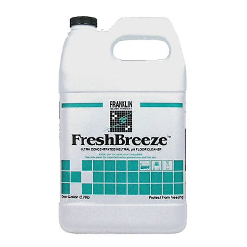 Franklin FreshBreeze Ultra-Concentrated Neutral pH Cleaners SKU#FRKF378822, Franklin FreshBreeze Ultra-Concentrated Neutral pH Cleaner SKU#FRKF378822