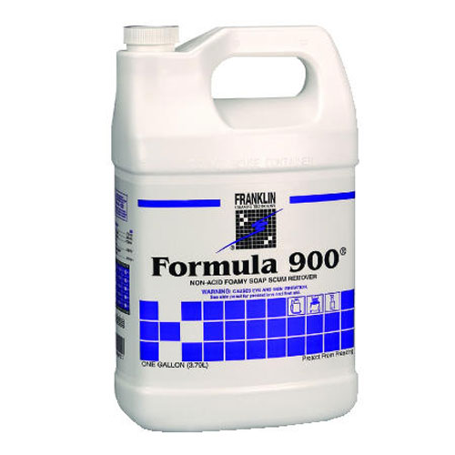 Formula 900 Concentrated Soap Scum Remover 1 Gallon SKU#FRKF967022, Franklin Cleaning Technology Formula 900 Concentrated Soap Scum Remover 1 Gallon SKU#FRKF967022