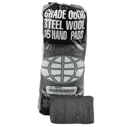 GMT Industrial-Quality Steel Wool Hand Pad SKU#GMT117000, GMT Industrial-Quality Steel Wool Hand Pads SKU#GMT117000
