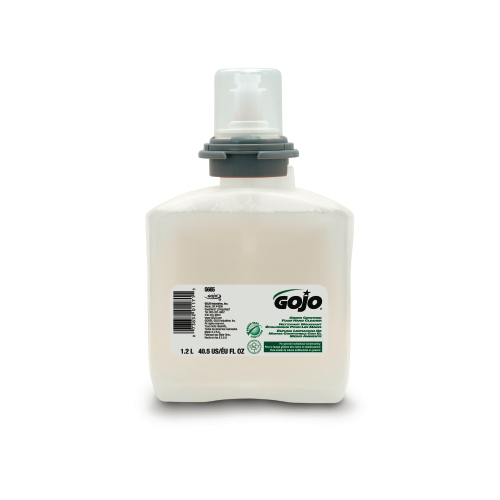 GoJo Green Certified Foam Hand Cleaners SKU#GOJ5665-02, GoJo Green Certified Foam Hand Cleaner SKU#GOJ5665-02