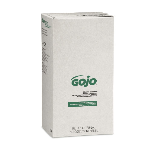 GoJo MULTI GREEN Hand Cleaners SKU#GOJ7565-02, GoJo MULTI GREEN Hand Cleaner SKU#GOJ7565-02