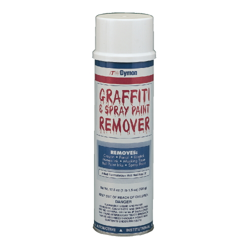 Graffiti & Spray Paint Removers SKU#DYM07820, ITW Graffiti & Spray Paint Remover SKU#DYM07820