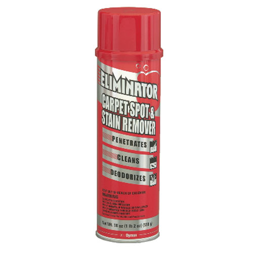 ELIMINATOR Carpet Spot & Stain Removers SKU#DYM10620, ITW ELIMINATOR Carpet Spot & Stain Remover SKU#DYM10620