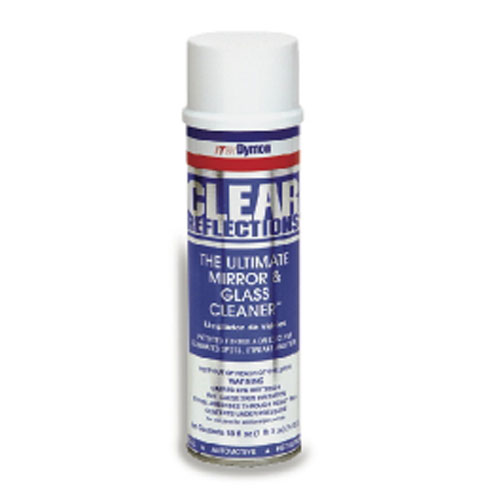CLEAR REFLECTIONS Mirror & Glass Cleaners SKU#DYM38520, ITW CLEAR REFLECTIONS Mirror & Glass Cleaner SKU#DYM38520