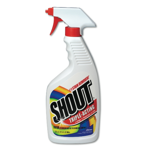 Shout Laundry Stain Remover SKU#DRK94925, Diversey Shout Laundry Stain Remover SKU#DRK94925