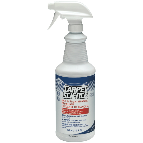 Carpet Science Spot & Stain Remover SKU#994350, Diversey Carpet Science Spot & Stain Remover SKU#994350