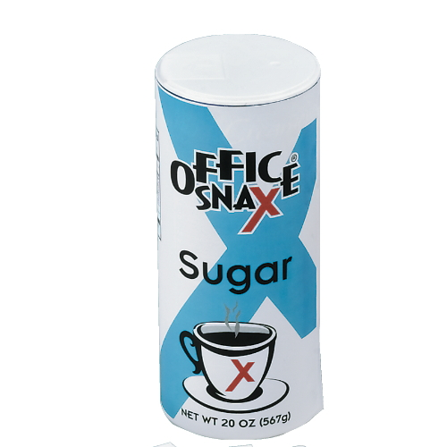 Office Snax Sugar & Creamer Canister SKU#OFS00019, Office Snax Sugar & Creamer Canisters SKU#OFS00019