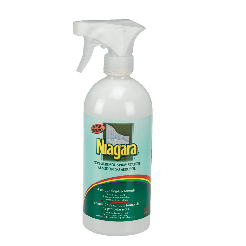 Niagara Non Aerosol Spray Starch SKU#PBC08580, Phoenix Niagara Non Aerosol Spray Starch SKU#PBC08580
