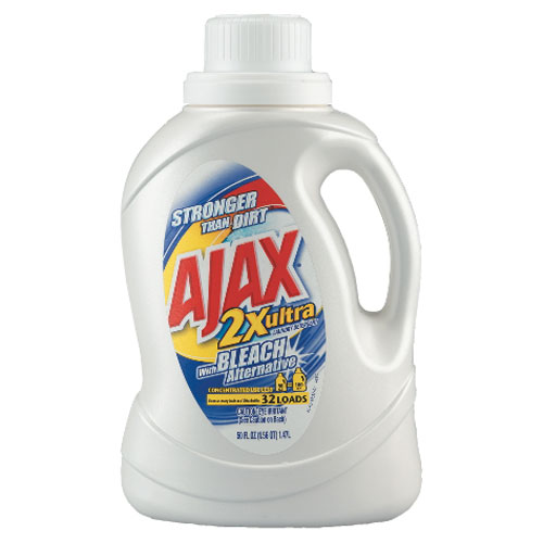 AJAX 2X Ultra Liquid Detergent SKU#PBC49557, Phoenix AJAX 2X Ultra Liquid Detergent with SKU#PBC49557