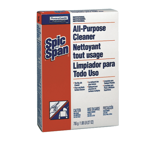 Spic & Span All-Purpose Cleaners SKU#PGC31973, Procter Gamble Spic & Span All-Purpose Cleaner SKU#PGC31973