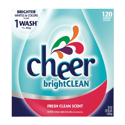 ColorGuard Cheer Laundry Detergent SKU#PGC42285, Procter Gamble ColorGuard Cheer Laundry Detergent SKU#PGC42285