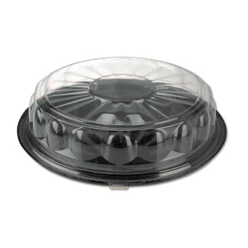 Reynolds Cater-Time Clear Plastic Tray 16 Inch SKU#REY13613, Reynolds Cater-Time Clear Plastic Trays 16 Inch SKU#REY13613